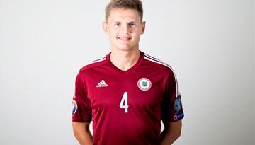 Kaspars Dubra pievienojies Baltkrievijas klubam FC BATE