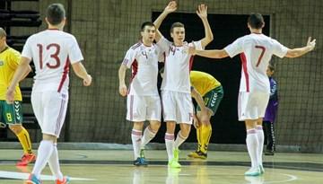 Paziņots Telpu futbola izlases sastāvs UEFA EČ kvalifikācijas spēlēm, 10.janvārī pārbaudes spēle Rīgā pret Baltkrieviju