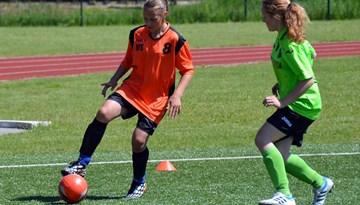 Svētdien norisināsies pēdējais sabraukums Vasaras čempionātā meitenēm U14 grupā
