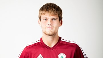 """Valērijs Šabala izīrēts Čehijas klubam """"FC Jablonec 97"""""""