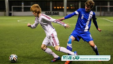 Latvijas U-18 izlase V. A. Granatkina turnīru noslēdz 12. vietā