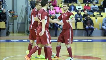 """Andrejs Aleksejevs: """"Mūsu komandai novēlu uzvaru un iekļūšanu nākamajā kārtā!"""""""