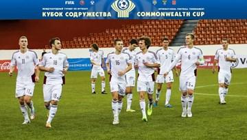 Sadraudzības kauss: Latvijas U-21 futbola izlase Baltijas derbijā pārspēj Lietuvu