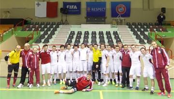 Telpu futbola izlase šovakar uzsāks UEFA Eiropas čempionāta kvalifikācijas priekšsacīkšu turnīru