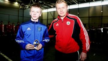 Aleksandrs Jeļisejevs: Futbolistiem un treneriem tikšanās reizes LFF Futbola akadēmijā ir ļoti svarīgas