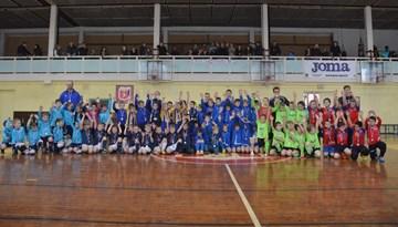 Noslēdzies Rīgas kauss telpu futbolā zēniem