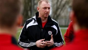 """Igors Stepanovs: """"Jau U-17 vecumā futbolistiem jāattīsta spēja sasniegt mērķi un rezultātu!"""""""