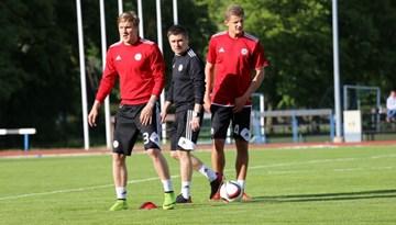 Latvijas futbola izlase šodien uzņem Nīderlandes valstsvienību