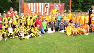 Gulbenē notika Borisa Jamkovija piemiņas turnīrs futbolā