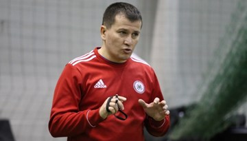 """Aleksandrs Basovs: """"Sanktpēterburgā mūsu mērķis būs cīnīties par uzvaru katrā spēlē!"""""""