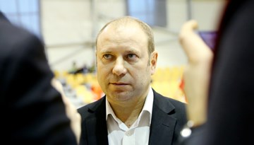 """Artūrs Šketovs: """"Esam ar vienotu mērķi pārvarēt pamatturnīru!"""""""