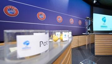 """""""EURO 2017"""" U-21 kvalifikācijas apakšgrupu izloze - ceturtdien plkst 10:00"""