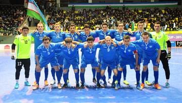 Uzbekistānas telpu futbola izlase paziņojusi sastāvu pārbaudes spēlēm ar Latviju