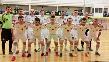 Uzvara pār Igaunijas izlasi Baltijas Kausa otrajā spēlē