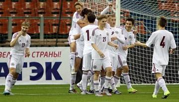 Latvijas U-18 izlasei Valentīna Granatkina turnīrā otrais neizšķirts