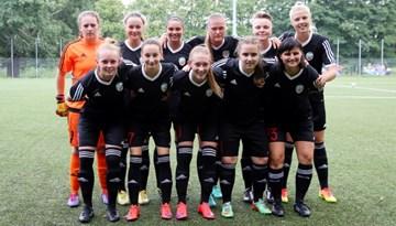 FK Liepāja kļūst par otro Latvijas sieviešu kausa izcīņas pusfinālisti