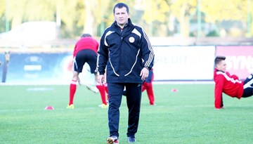 Latvijas U-18 izlasei divu dienu treniņnometne un pārbaudes spēle pret FK Jelgava-2