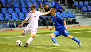 Spēlē pret Slovākiju piedzīvots minimāls zaudējums