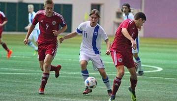 Zaudējums Somijai grupu turnīra trešajā spēlē