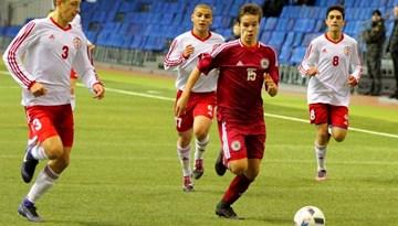 U-18 izlase ar uzvaru noslēdz turnīru Minskā