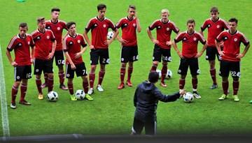 Latvijas U-18 izlase treniņspēlē pārspēj FK Jelgava-2 komandu