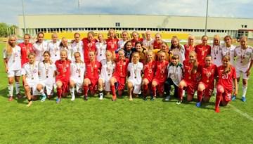 Baltijas kauss WU-15: Latvijas izlasei otrā vieta