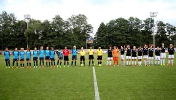 Rīgas Futbola skola centīsies Liepājā nodrošināt SFL čempionu titulu