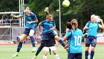 Rīgas Futbola skola priekšlaicīgi nodrošina piekto SFL čempionu titulu pēc kārtas