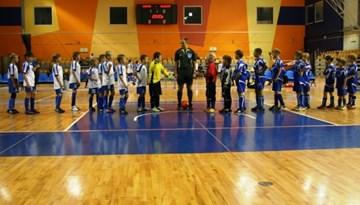 Aicina pieteikties 2002.-2006.gadā dzimušo bērnu telpu futbola turnīrā