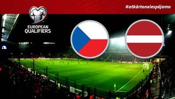 LFF aicina fanus pieteikties biļetēm uz Latvijas fanu sektoru 28.martā Prāgā