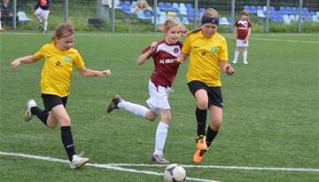 Ceturtdien tiks aizvadīts otrā sabraukuma spēles Latvijas meiteņu čempionātā