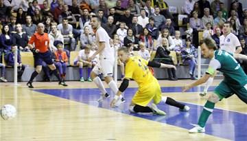 """FK """"Nikars"""" iekļūst UEFA Futsal Cup Elites raundā"""