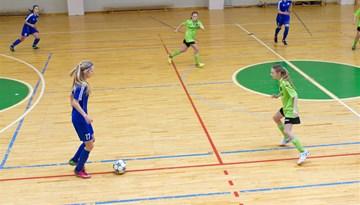 17. janvārī startē otrais sabraukums meiteņu telpu futbola čempionātā 1999.-2001. gadā dzimušajām futbolistēm