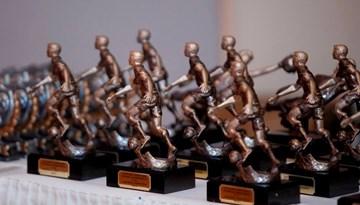Piektdien tiks apbalvoti un Latvijas jaunatnes čempionāta godalgoto vietu ieguvēji, treneri un LMT Futbola akadēmijas izcilnieki