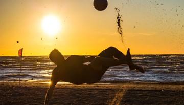 Sāksies Latvijas čempionāts pludmales futbolā