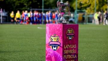 Latvijas sieviešu futbola kausa izcīņas finālspēli uzņems Rīgas 49. vidusskolas stadions