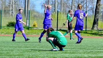 AFA Olaine sasniedz Latvijas sieviešu futbola kausa izcīņas ceturtdaļfinālu