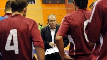 Paziņots Latvijas telpu futbola izlases sastāvs pārbaudes spēlēm Anglijā