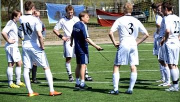 Latvijas Universiādes minifutbola sacensībās startēs rekordliels augstskolu komandu skaits