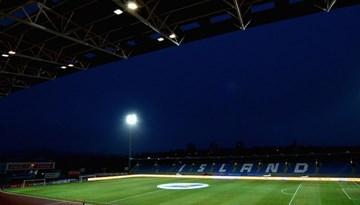 """""""EURO 2016"""" kvalifikācijas spēle starp Islandi un Latviju 10.oktobrī notiks Reikjavīkā"""