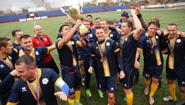 Daugavpils komanda LDZ Cargo/DFA kļūst par Latvijas 2. līgas čempioni