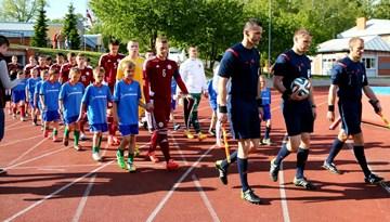 EURO 2017 kvalifikāciju Latvijas U-21 sāk ar zaudējumu Maltai