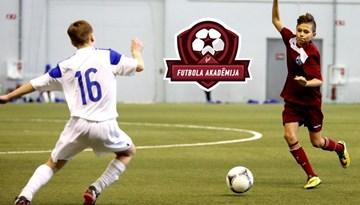 Sāksies LFF Futbola akadēmijas pavasara turnīru posms