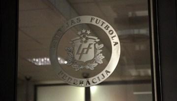 LFF DK 02. oktobra lēmumi