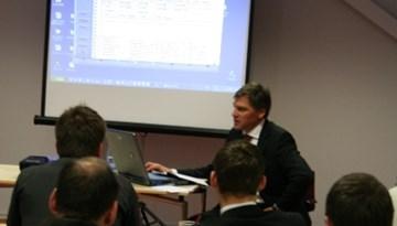 LFF A līmeņa treneru kursi ukraiņu speciālista vadībā