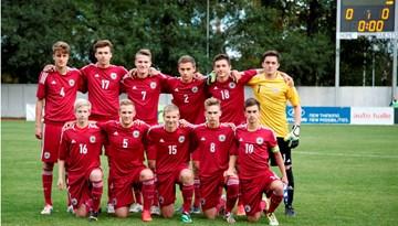Latvijas U17 izlase noslēdz dalību UEFA Eiropas čempionāta kvalifikācijā