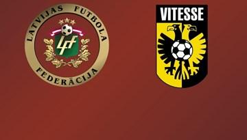 """LFF un futbola akadēmiju delegācija stažēsies Nīderlandes futbola klubā """"Vitesse"""""""