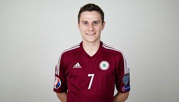 Andrejs Kovaļovs pastiprina Skonto FC sastāvu pirms UEFA Eiropas līgas spēlēm