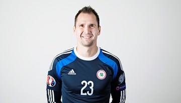 Vārtsargs Pāvels Šteinborgs karjeru turpinās Kipras čempionātā