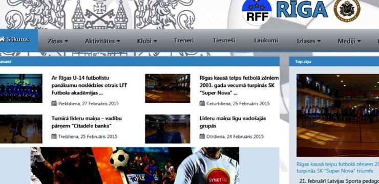 RFF un FTA apvienojas kopīgā interneta mājaslapā
